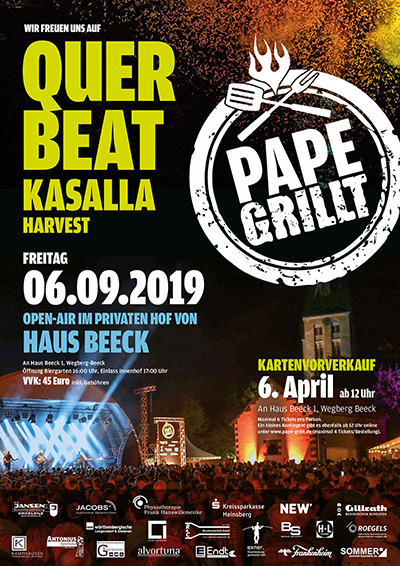 Pape grillt 2019