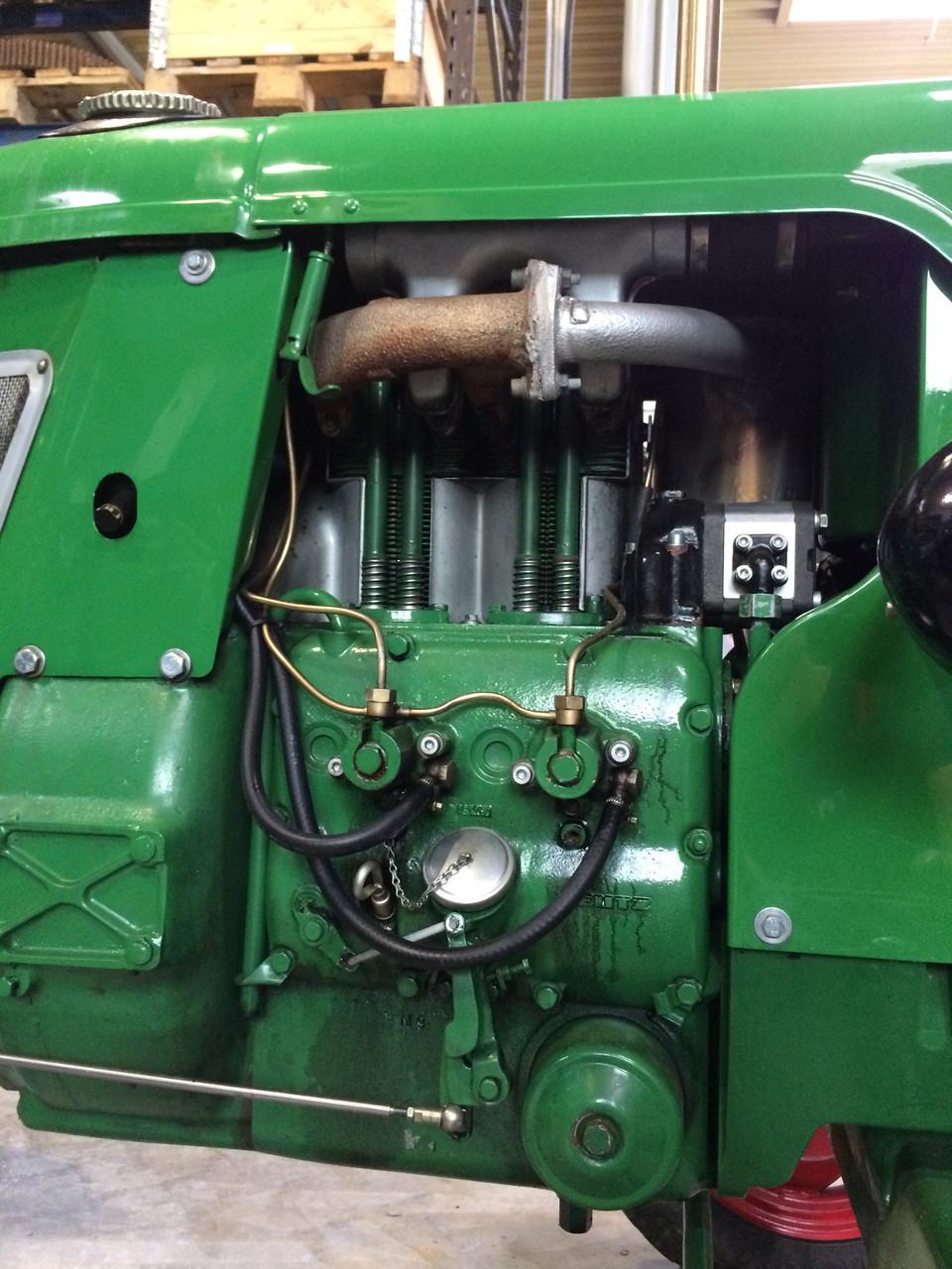 Lieblings Motorüberholung D30 - Traktorschnellgang #JS_56