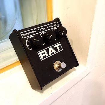 レンタル機材 PROCO RAT ¥0/h
