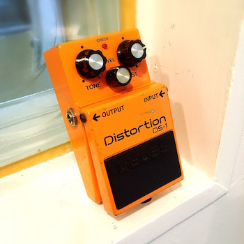 レンタル機材 BOSS DS-1  Distortion ¥0/h