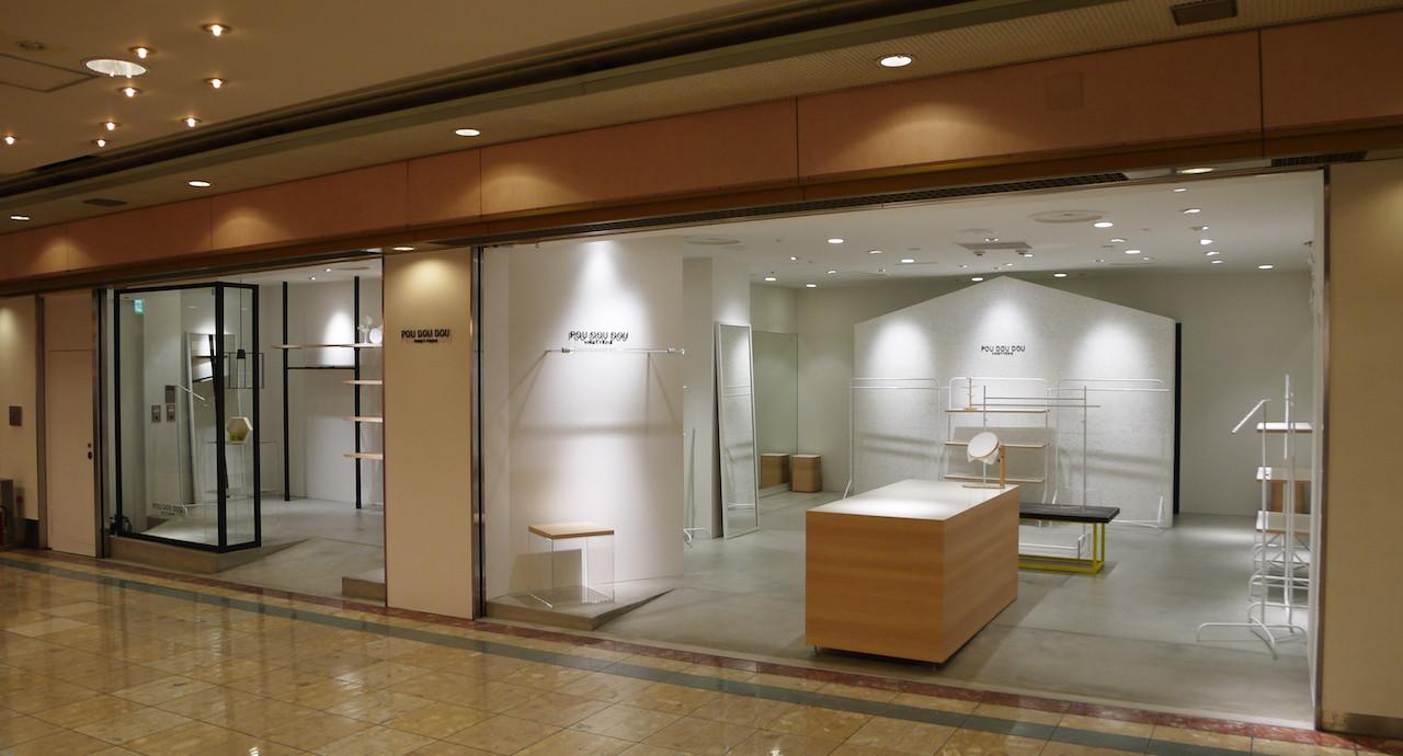 POUDOUDOU岡山一番街店様 【移転リニューアル/設計・施工】