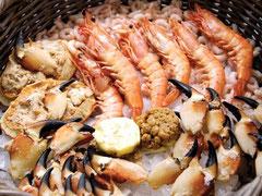 Crostacei molluschi e colesterolo