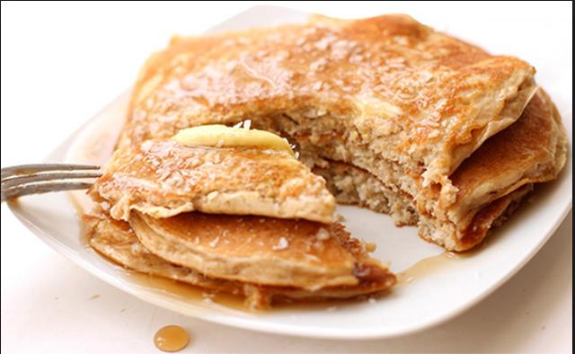 Ricetta pancake leggeri