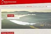 Titisee-Neustadt mit Seepromenade, Strandbad, Bootstouren, Kletterwald und Wintersport