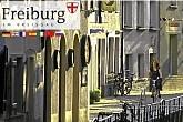 Freiburg im Breisgau in Südbaden