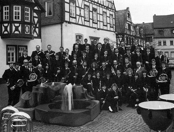1990 - Auf dem historischen Marktplatz
