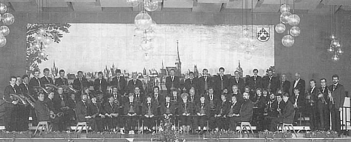 1985 - Frühjahrskonzert in der Stadthalle