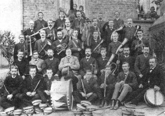 1893 - Kurz nach der Gründung