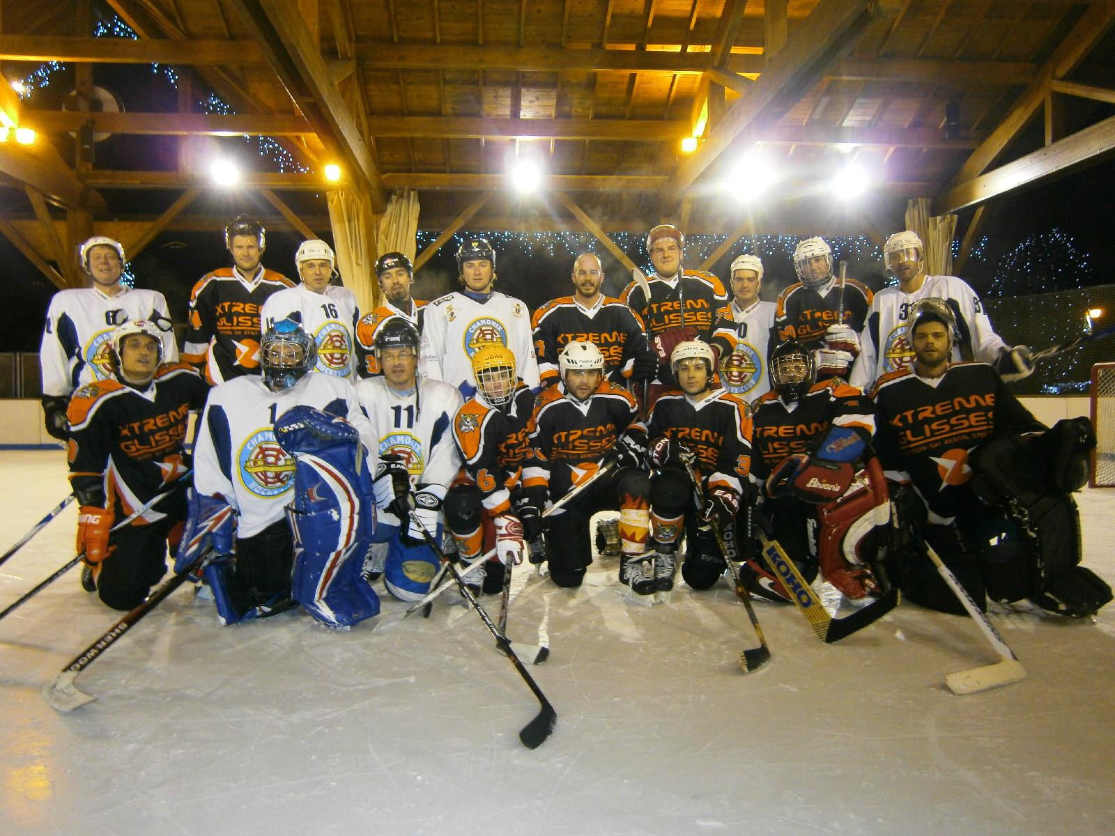 L'équipe seniors saison 2012/13