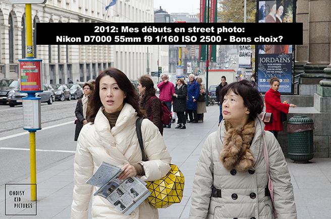 La photographie de rue est un art à Bruxelles et apprendre à faire ce style de photos est un événement dans une vie de professionnel