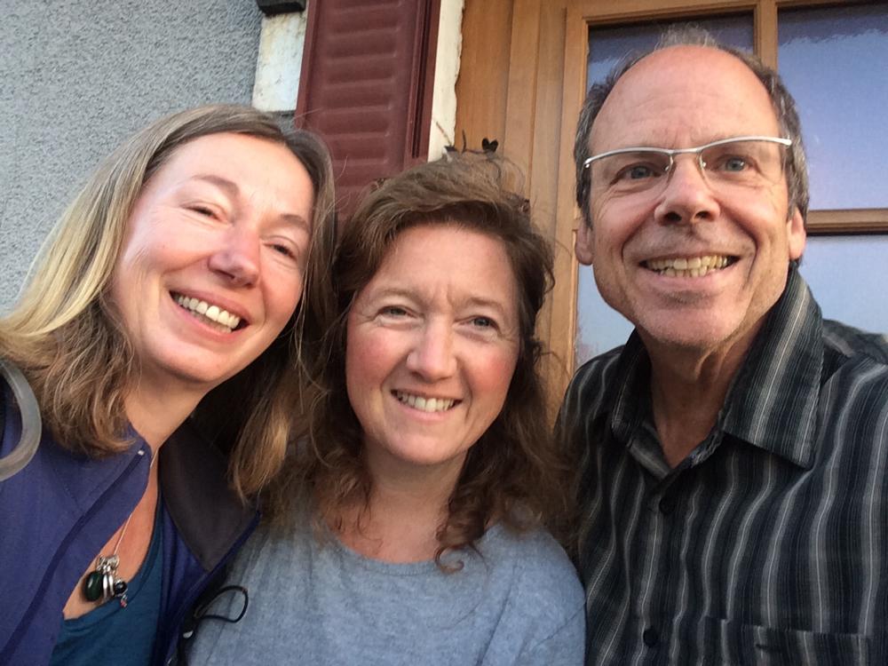 Gastfamilie Morain in la Coquille