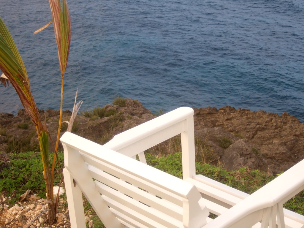 At the Cliffs I