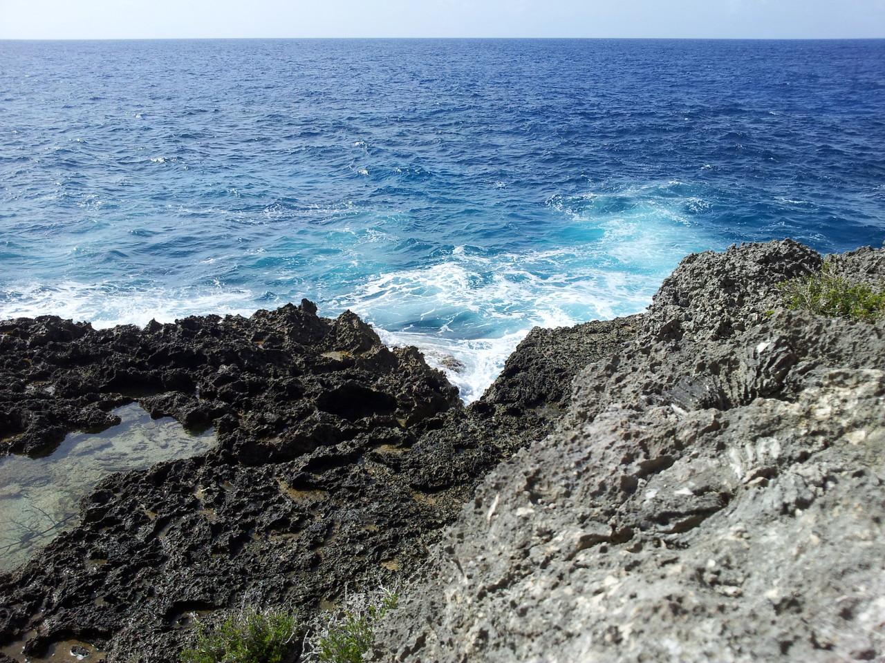 At the Cliffs