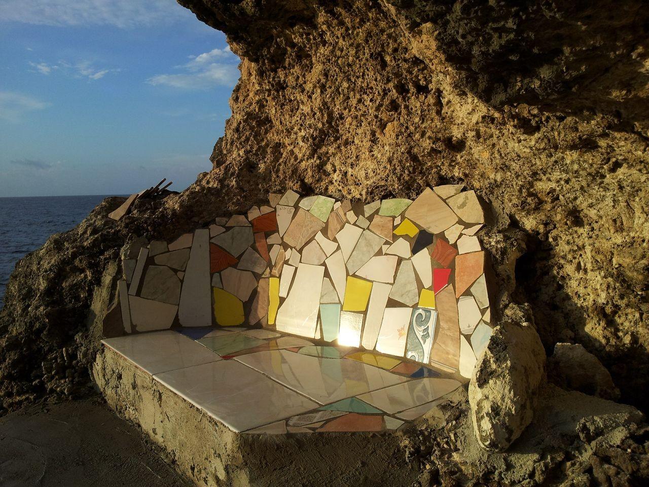 Bei der Höhle
