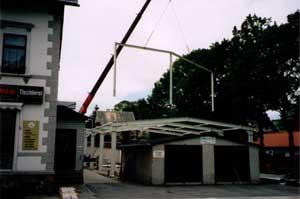 1999  Erweiterung der Betriebstätte