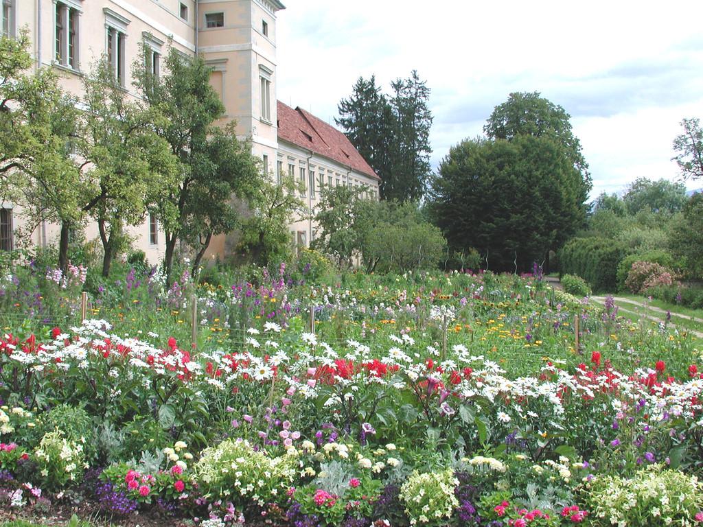 Abtei Seckau, Klostergarten in der Ausstellung GOTTES WERK DURCH MENSCHEN HAND