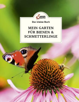 Mein Garten für Bienen und Schmetterlinge