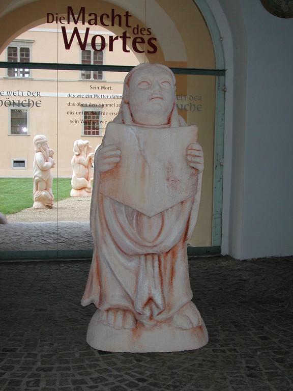 Abtei Seckau, DIE MACHT DES WORTES