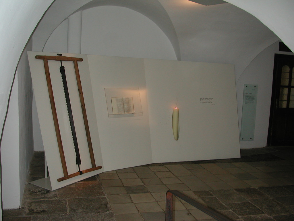Abtei Seckau, GOTTES WERK DURCH MENSCHEN HAND
