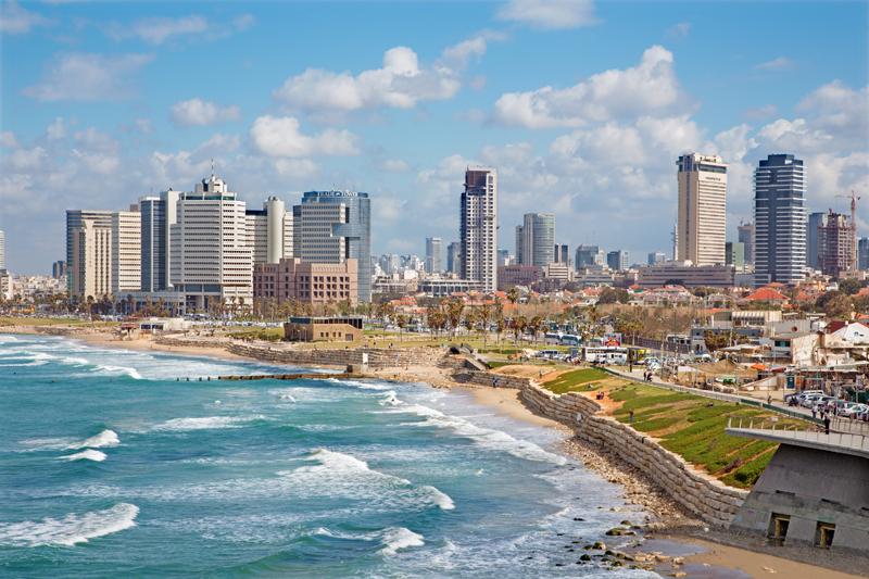 Tech-Hotspot: Tel Aviv ist Magnet für Menschen aus aller Welt (Foto: Getty Images/sedmak)