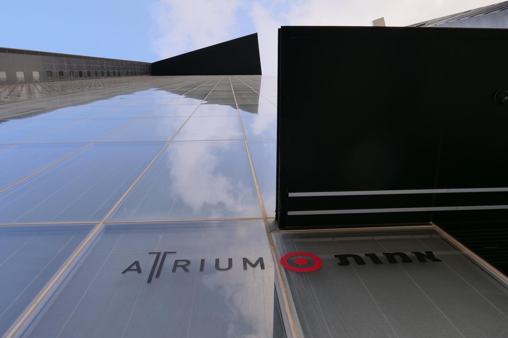 Hoch hinaus: Im Amot Atrium Tower belegen die Mitarbeiter von Checkmarx mittlerweile schon drei Etagen