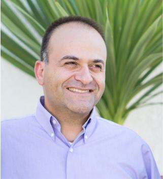 Yoav Tzruya ist General Partner bei JVP und hat die Cyber Labs in Be'er Scheva mit aufgebaut (Foto: PR)