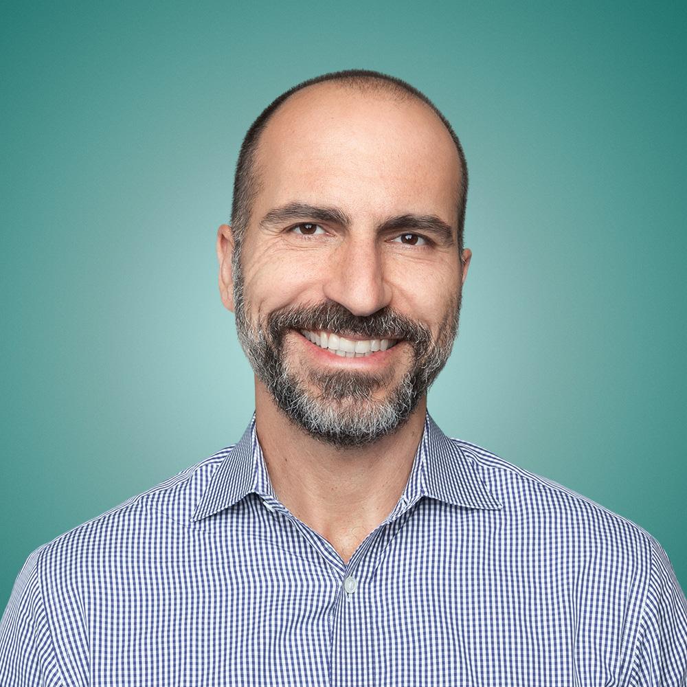 Uber CEO Dara Khosrowshahi fordert, dass der Staat die Sozialabgaben bei Teilzeitarbeit bezuschusst (Foto: PR)