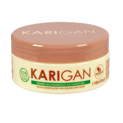 Beurre de karité cheveux. Boite de KARIGAN Frédéric M