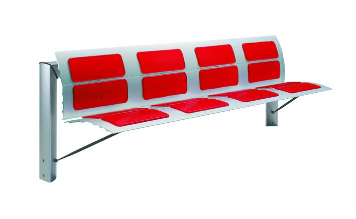 Sitzmöbel ALL- Loco 05 mit GEL Kissen