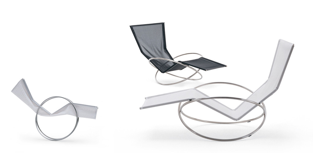Mobile Loungeliege CR-L
