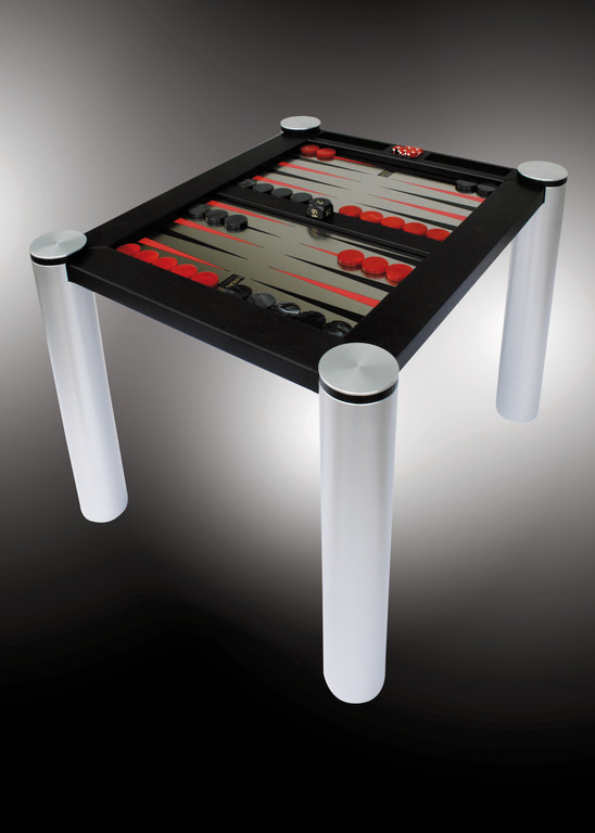 Luxusspiel Backgammon