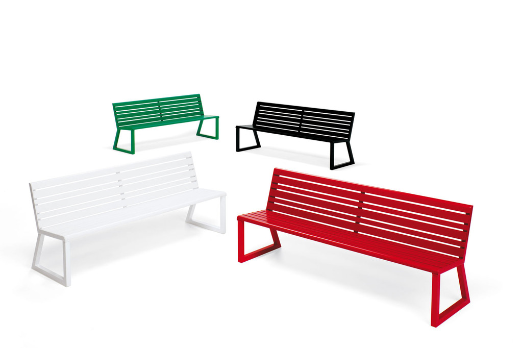 Sitzbank Farbig DBI--Ven