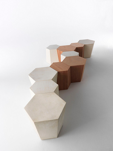 Hocker HR- Hex