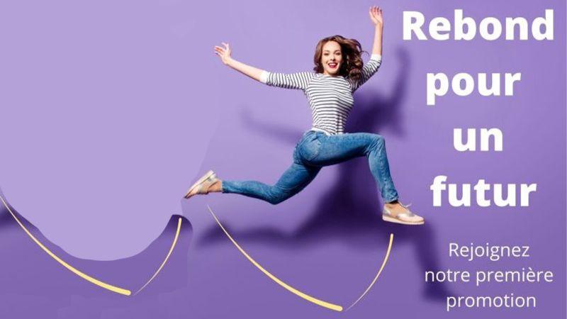 Rejoignez la 1ère promo Rebond pour un futur !