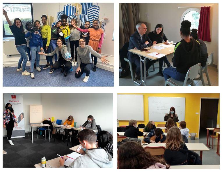 Avec votre taxe d'apprentissage, soutenez les actions d'orientation de FACE Loire Atlantique