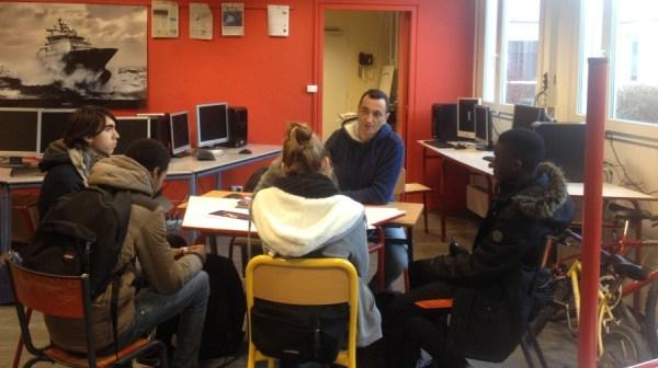 Recherchons professionnels pour nos actions école de Saint-Nazaire...