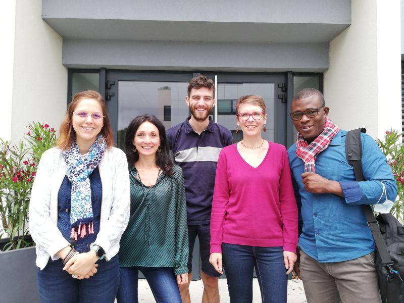 Nouveaux locaux à Saint-Nazaire, nouvelle équipe !