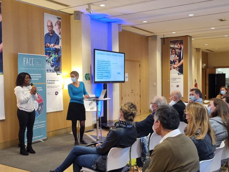 Nouvelle job academy en lien avec le Département de Loire Atlantique