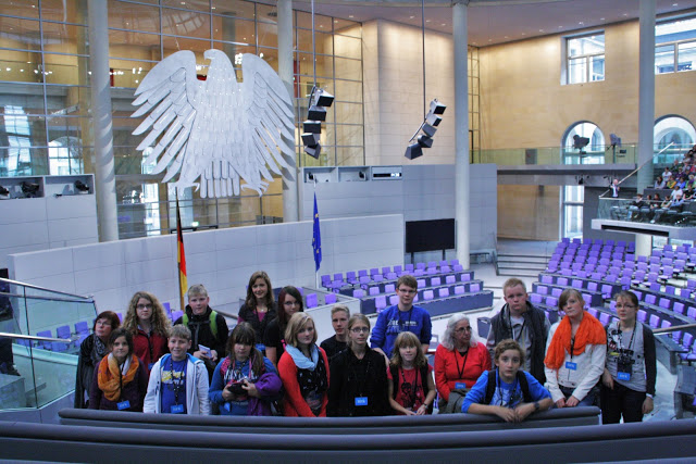 Kinder und Jugendrat im Bundestag