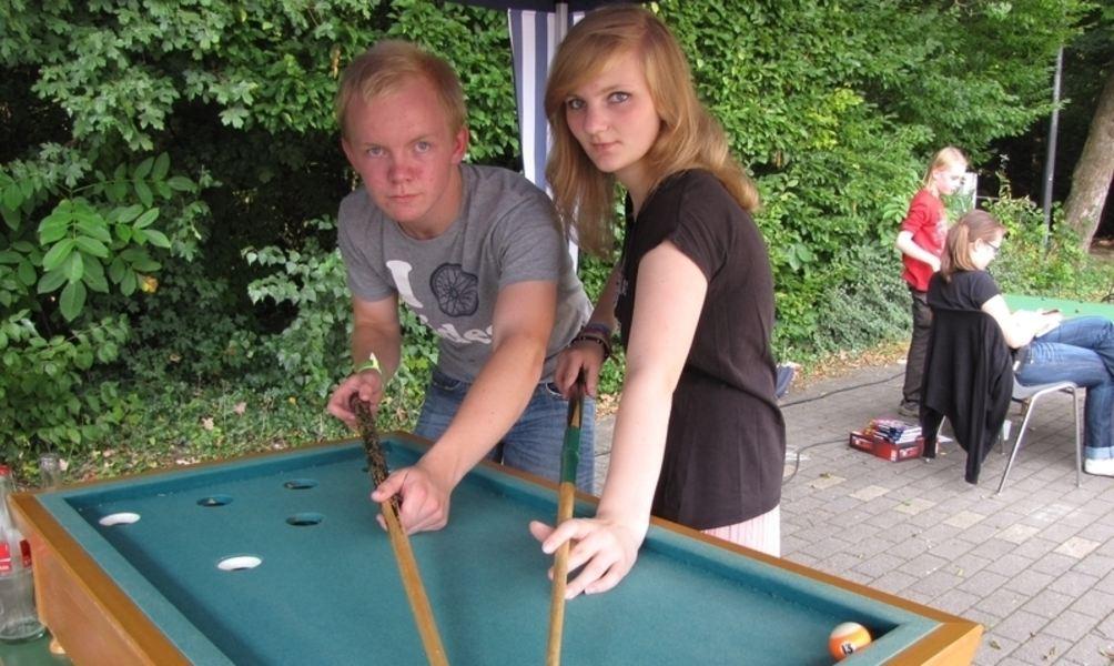 Markus Bode und Julia Aschenbach (Chronik)