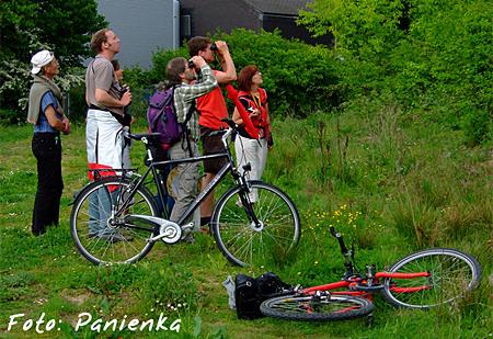 Exkursionsteilnehmer (Foto: Sandra Panienka)