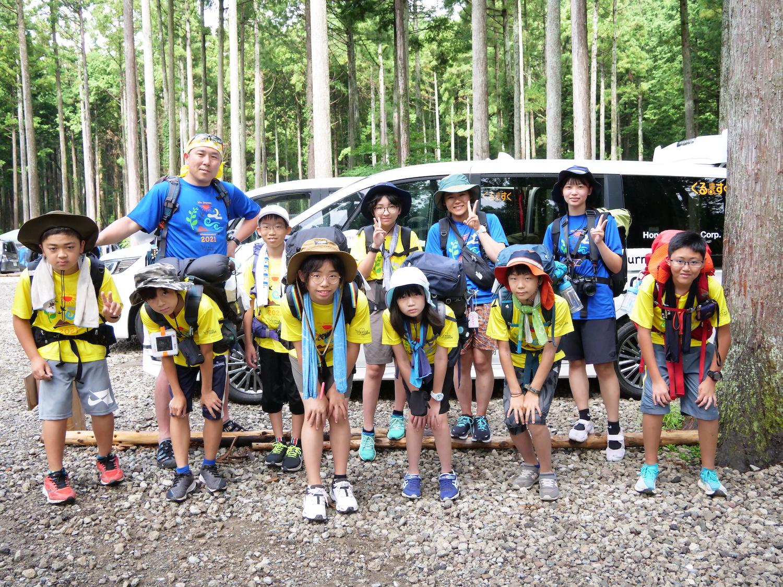 100milesAdventure2021第1ルート・3日目