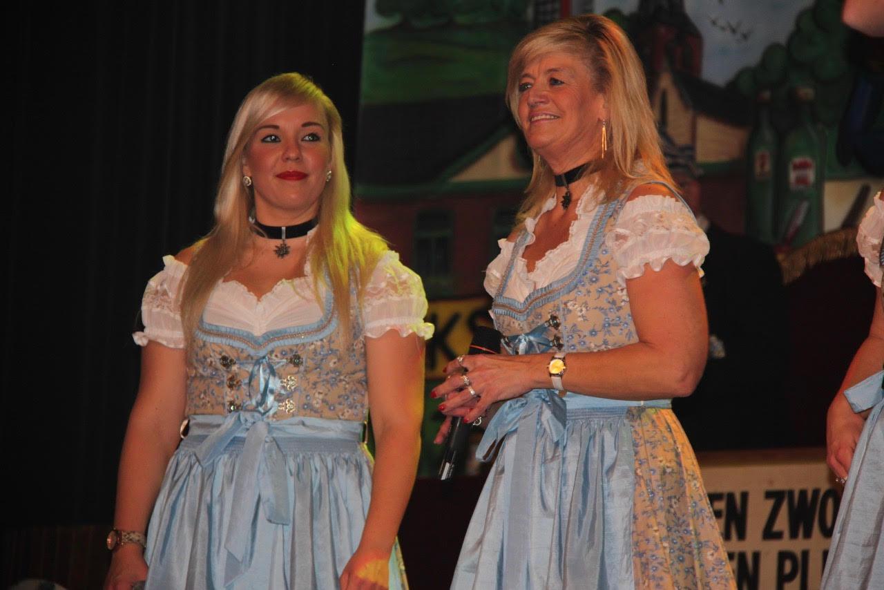 Karen en Sonja bij de BOEGEZEKOEKERS