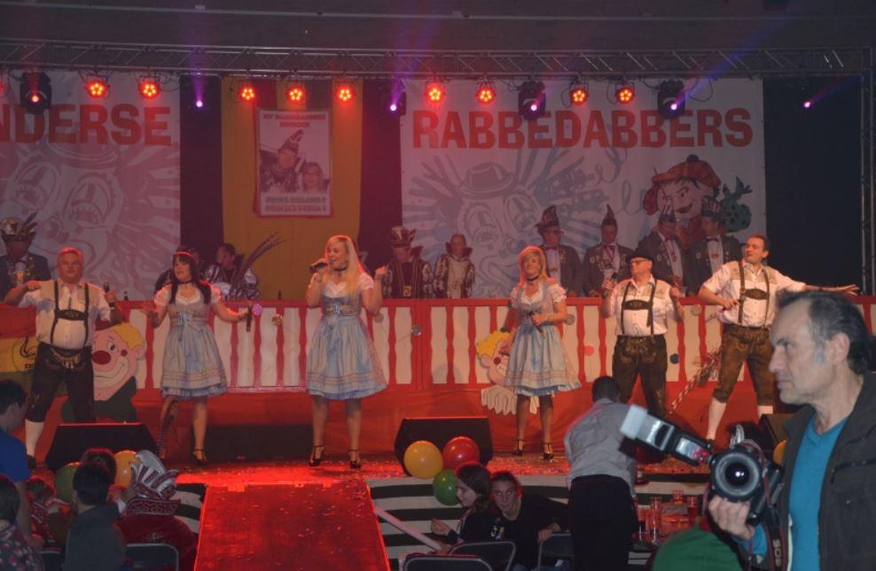 Sjatties bij de RABBEDABBERS