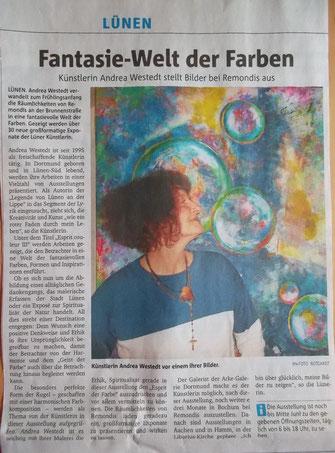 Ausstellung bei Remondis / Lünen