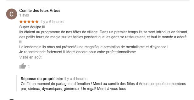 Germain Pire Week from September 1, 2014 to September 7, 2014