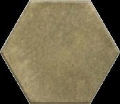 Carrelage hexagonal grès cérame Mink