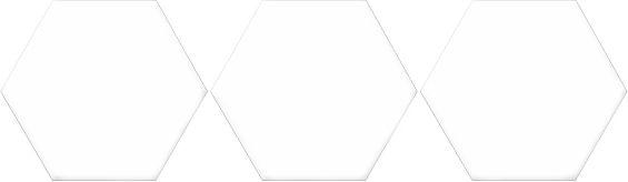 carrelage hexagonal white morbihan