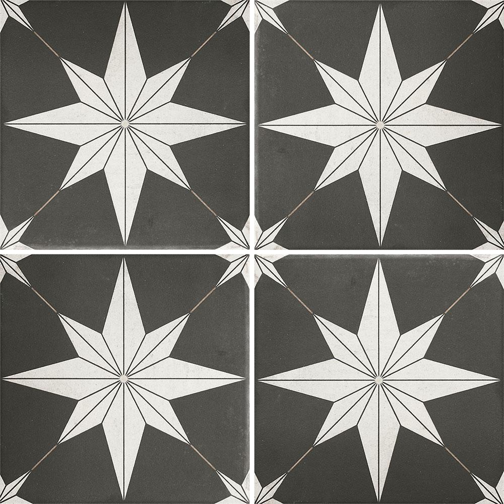 4 Carreaux de ciment Larmor-Baden