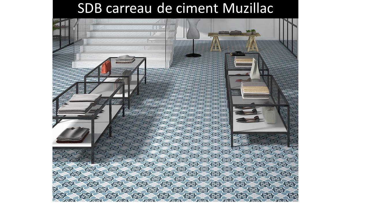 Carreau de ciment Muzillac